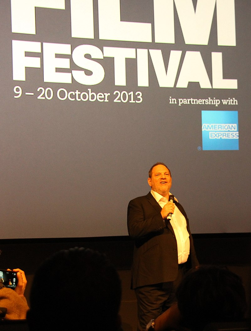 Harvey Weinstein at the LFF surprise film- Wong Kar Wai's The Grandmaster (10336390334).jpg