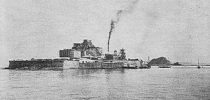 Hashima Island - Hashima circa 1930