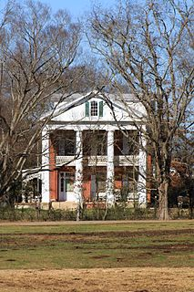 Alfred Hatch Place at Arcola human settlement in Alabama, United States of America