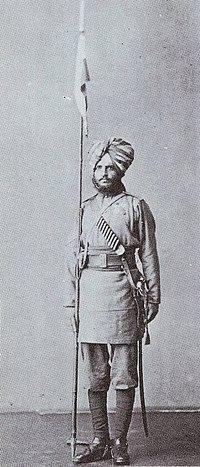 Havildar 1st Central India Horse 1886.jpg