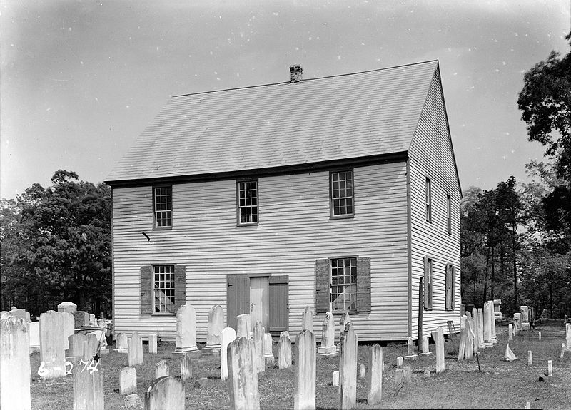 Fitxer:Head-of-the-River Methodist Episcopal Church, Etna Road, Corbin City, Atlantic County, NJ HABS.jpg