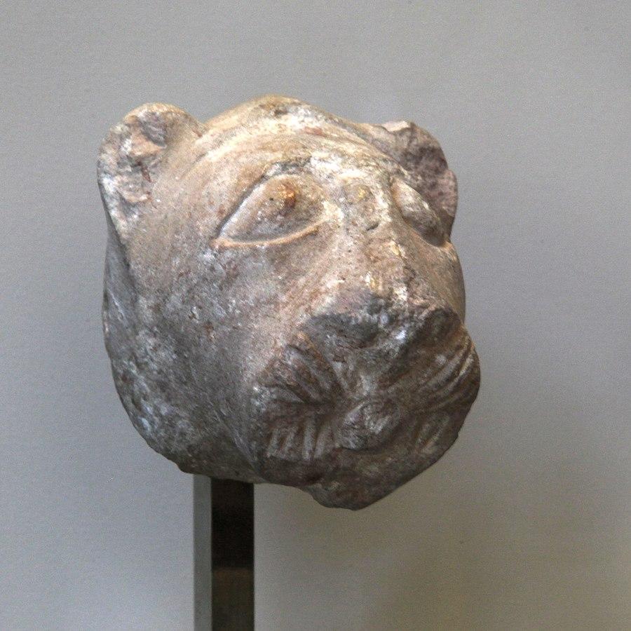 Head of a lion-AO 233