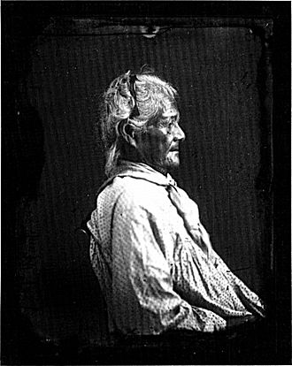 Christian Hedemann -  Old Hawaiian woman Christian Hedemann  (1883)