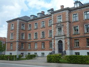 Randersgade - Heibergskolen School at No. 10