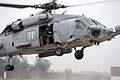Helicopter assault force training aboard an HH-60H Sea Hawk helicopter DVIDS272597.jpg