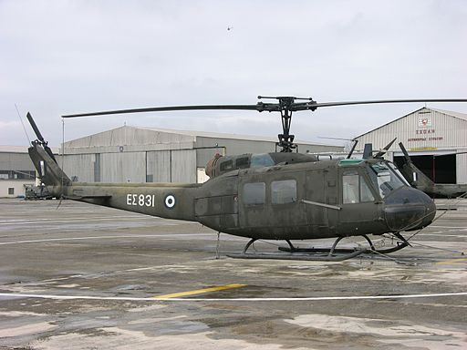 Hellenic Army UH-1