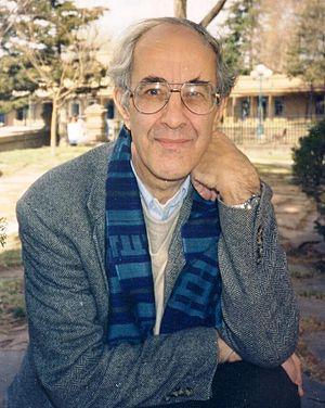 Henri Nouwen - Portrait of Henri Nouwen in the 1990s taken by Frank Hamilton