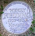 HenryFieldingBluePlaque 01.jpg