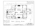 Henry Crocheron House, 1502 Wilson Street, Bastrop, Bastrop County, TX HABS TEX,11-BAST,3- (sheet 1 of 8).png