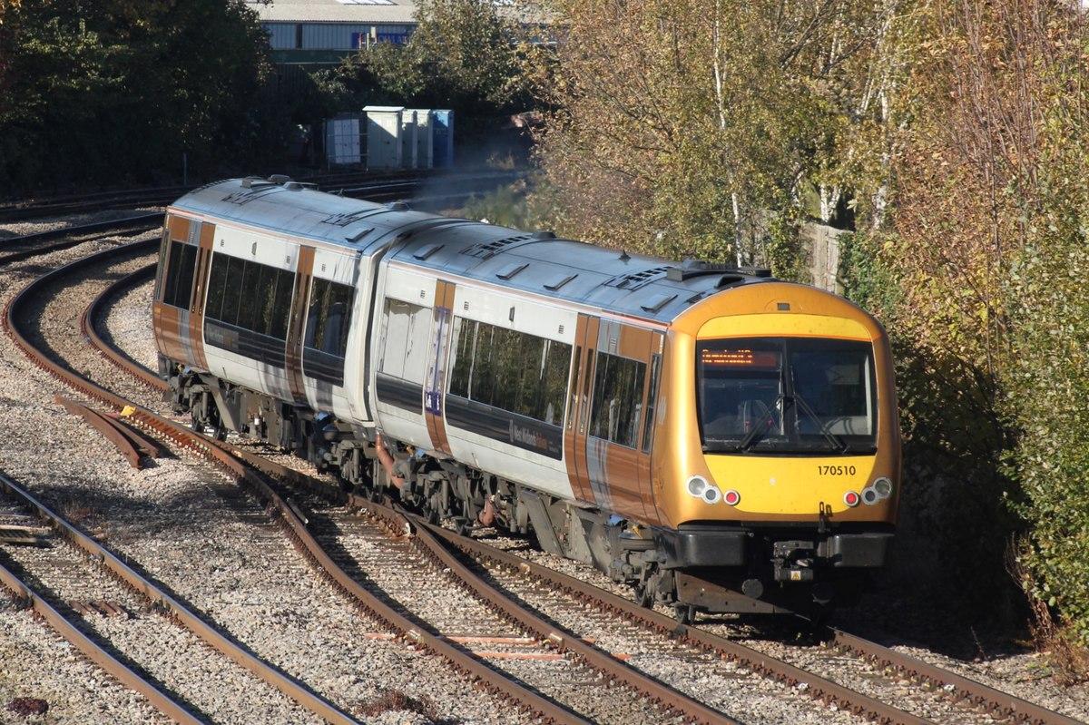 British Rail Class 170 - Wikipedia