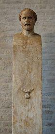 Herma Demosthenes Glyptothek Munich 292