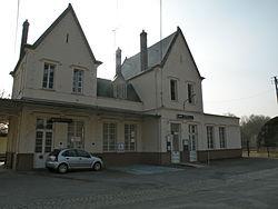 Station Hermes-Berthecourt