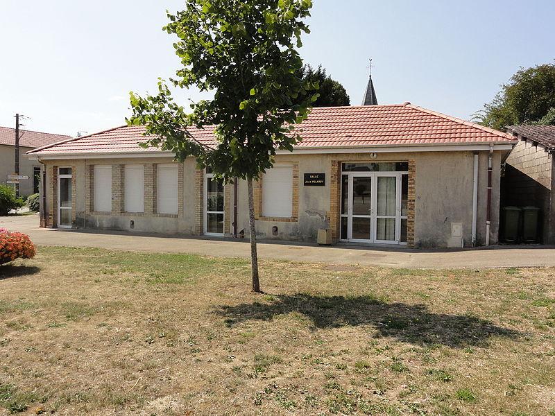 Hermeville-en-Woëvre (Meuse) salle Jean Pelardy