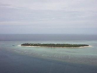 Cay - Heron Island, Australia