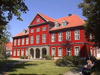 Sickte - Herrenhaus in Sickte
