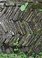 Herringbone wall - geograph.org.uk - 1426110.jpg