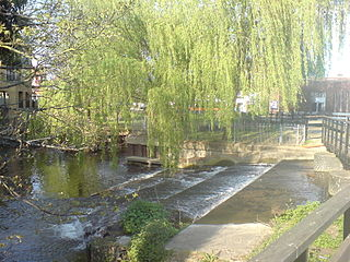 Locks and Weirs on the River Lea
