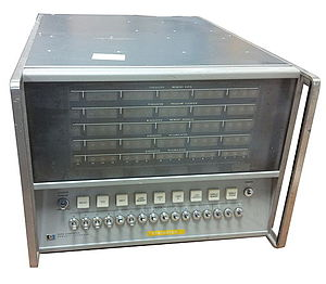 HP 2100 - HP 2115A Computer pictured without its power supply.