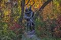 Hiawatha and Minnehaha statue 2014-10-19.jpg
