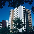 High apartment building in Havukoski, Vantaa, Finland in the 1980s.jpg