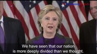File:Hillary Rodham Clinton 2016 concession speech.webm