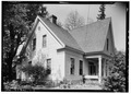 Historic American Buildings Survey, 1934. - John E. Lyle House, State Highway 22, Dallas, Polk County, OR HABS ORE,27-DAL,1-2.tif