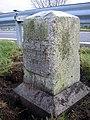 Historischer Nivellements-Grenzpfeiler Nieuweschans (NL) - Bunde (DE).jpg