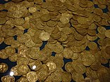 Hoard of ancient gold coins.jpg