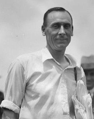 Jack Hobbs - Hobbs in Australia in 1928