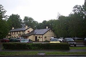 Worcester Park House - Image: Hogsmill Tavern Worcester Park