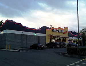 A Hollywood Video store in Aloha, Oregon, as i...