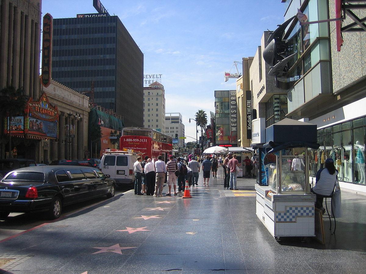 Hollywood Boulevard Wikipédia