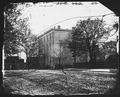 Hon. Jeff Davis House at Richmond, Va - NARA - 524472.tif