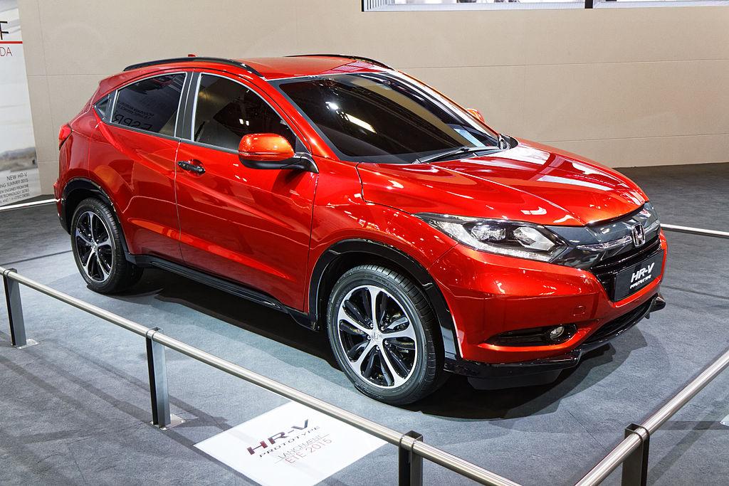 File:Honda HR-V Prototype - Mondial de l'Automobile de ...
