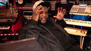 Honorable C.N.O.T.E. - Honorable C.N.O.T.E in the studio