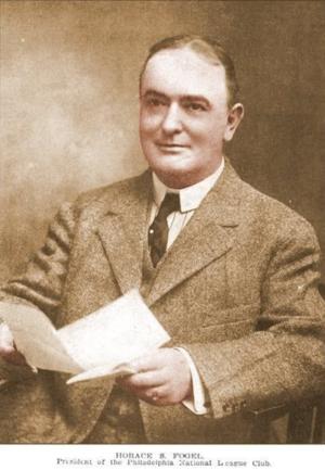 Horace Fogel