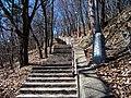 Hostibejk, Jarníkovy schody.jpg