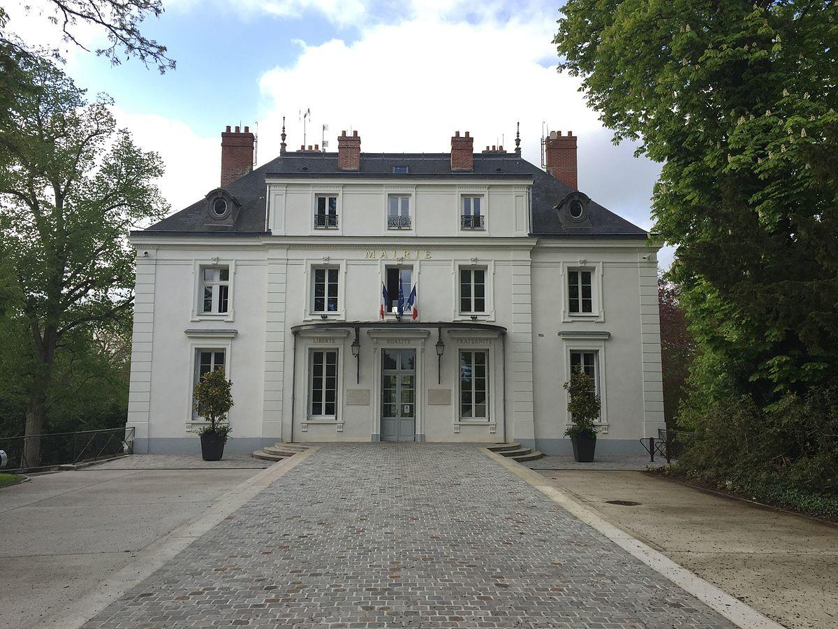 Boussy St Antoine Ville
