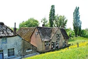 Nieuw-Lekkerland - Image: House in Nieuw Lekkerland, 1643