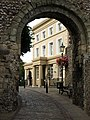 House through the Archway - geograph.org.uk - 1989003.jpg