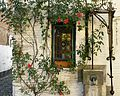 House with pump and roses in Lier.jpg