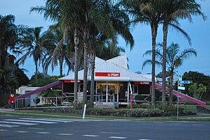 Howard, Queensland - Post office at Howard