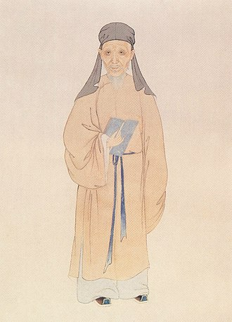 Huang (surname) - Late Ming Dynasty Philosopher Huang Zongxi