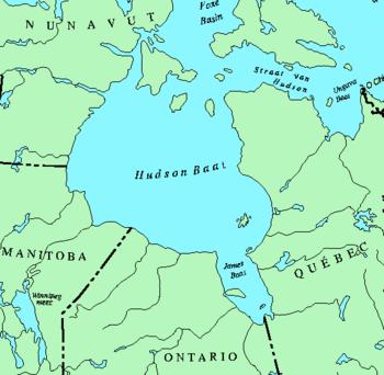 Hudsonbaai Wikipedia
