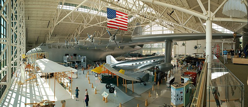Evergreen Air and Space Museum