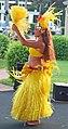 Hula dancer performing in Tahitian outfits (4829137898) (2).jpg
