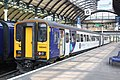 Hull - Arriva 155343 arrived from Scarborough.JPG