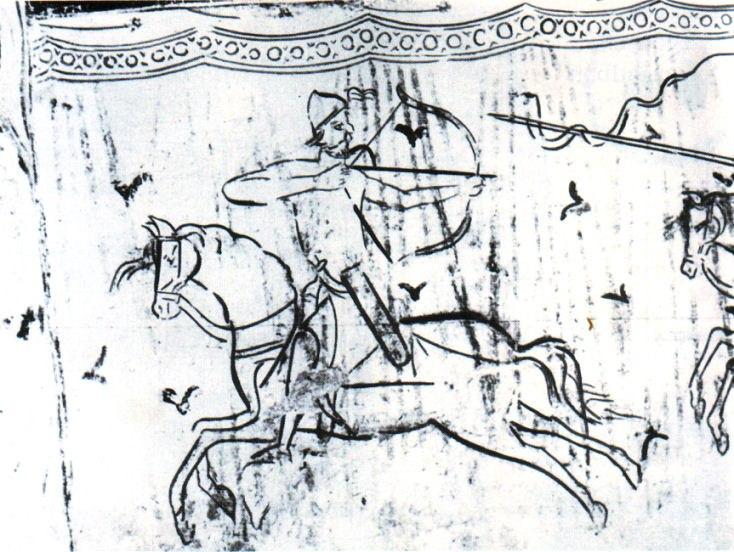 Hungarian warrior