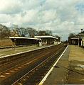 Huyton railway station in 1970.jpg