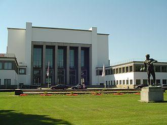 Wilhelm Kreis - Image: Hygienemuseum